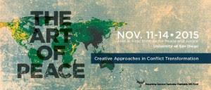 the Art of Peace symposium 2015