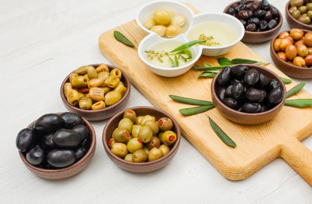 Olive benefits for the scientifically proven body