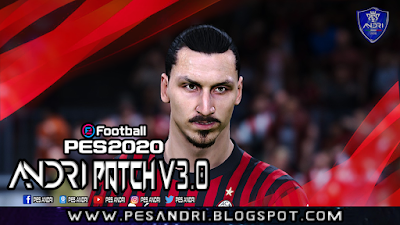 PES 2020 Andri Patch AIO Season 2019/2020
