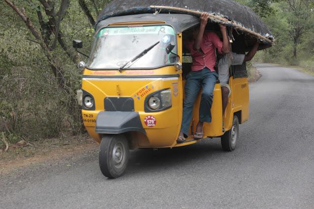coracle tamil nadu