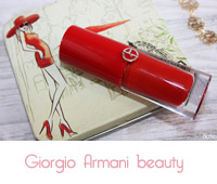 Lip magnet Four Hundred de Giorgio Armani beauty