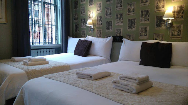 Situated in the heart of central London, the Arosfa Hotel is a friendly, family run bed & breakfast hotel providing good-quality and great-value accommodation.