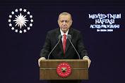 Erdogan Serukan Warga Turki Boikot Produk Prancis