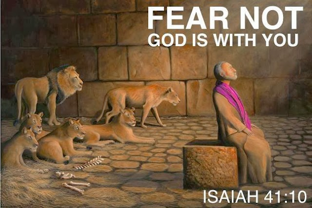 Fear Not God is With You