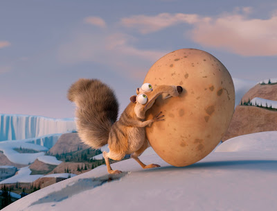 Ice Age: The Great Eggscapade