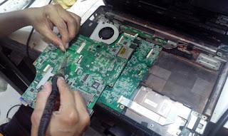 Jasa Service Komputer & Laptop di Gowa
