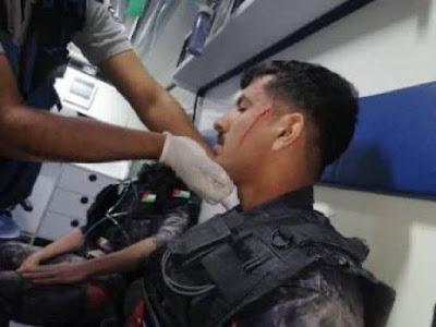 بيان لمديرية الأمن الأردني حول الهجمات
