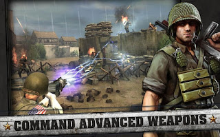 FRONTLINE COMMANDO: D-DAY Apk Data - Free Download Android Game