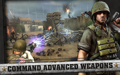 Frontline Commando D-Day v3.0.4 (MOD Unlimited Money)
