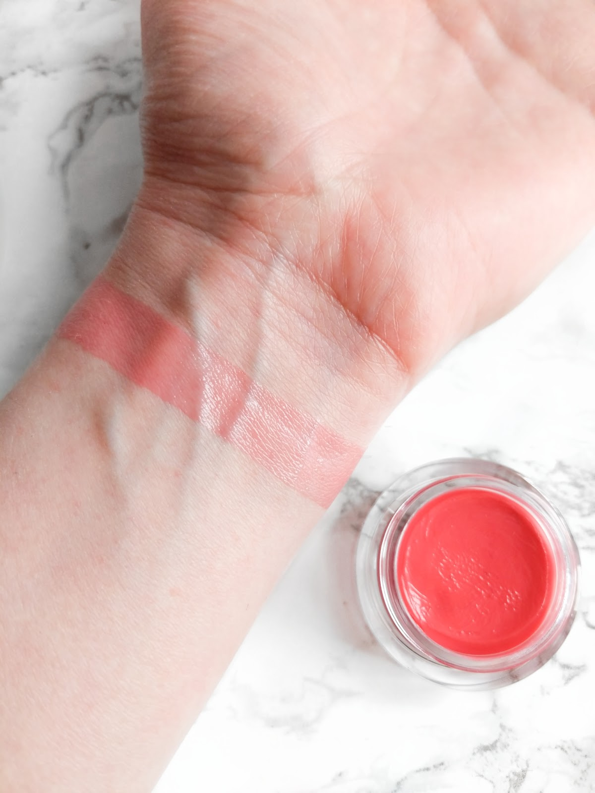 Image of Trinny London Lip Glow Lip Gloss swatch in shade Cordy