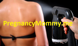 Get a Spray Tan While Pregnant? It Safe or Not?
