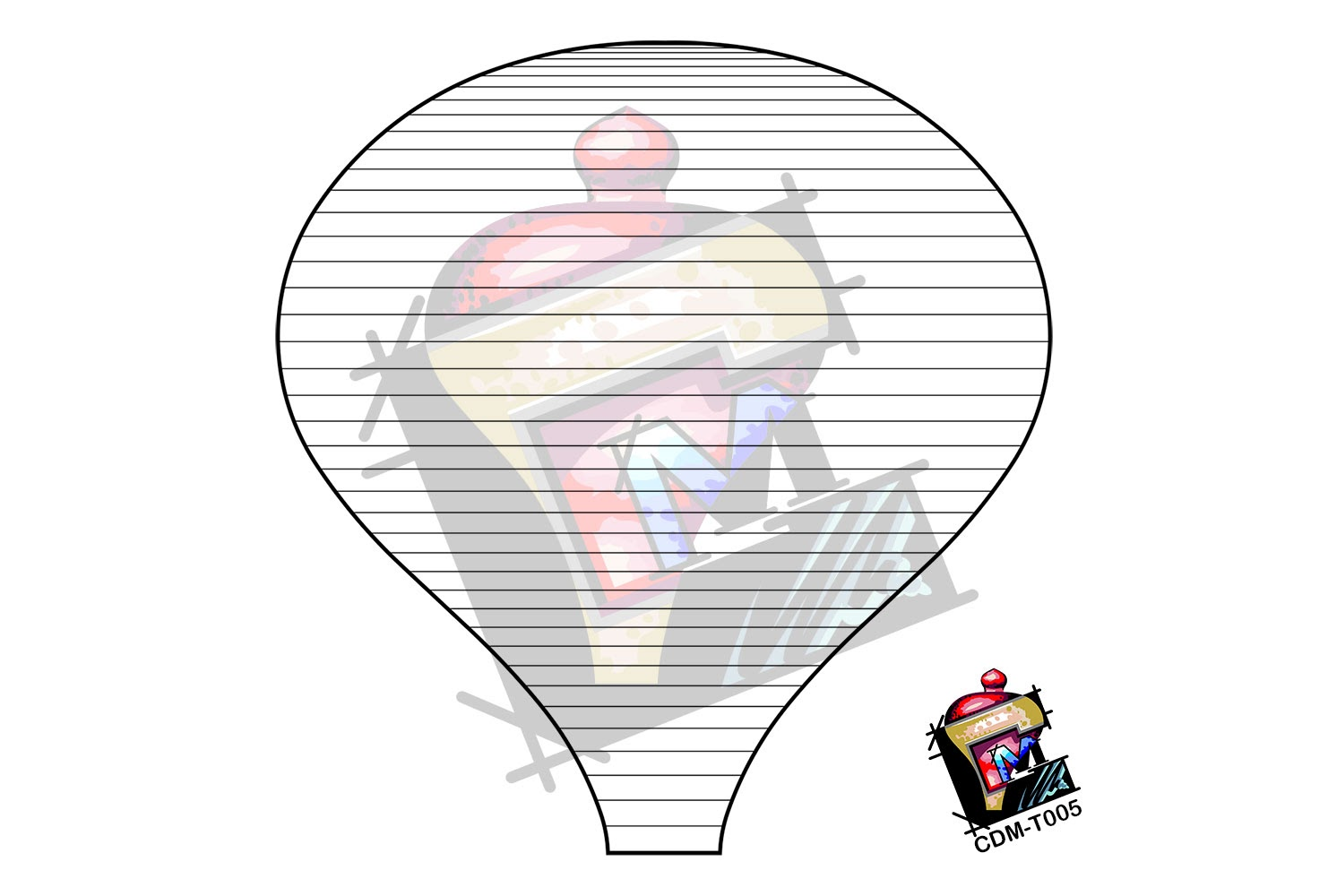 CDM-T005-01102012 - Pontos