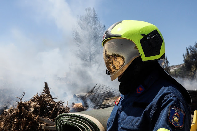 Πυροσβεστική: Νέα προκήρυξη για 1.300 προσλήψεις εποχικών