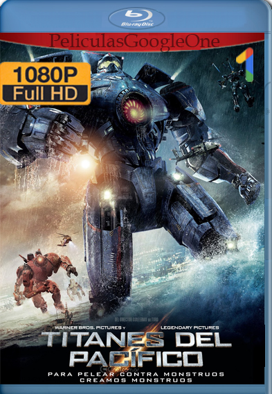 Titanes del Pacífico [2013] [1080p BRrip] [Latino-Inglés] – StationTv