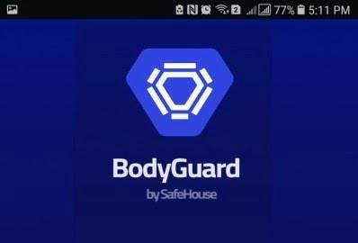 BodyGuard تطبيق حماية الهاتف واخفاء المحتوى الضار