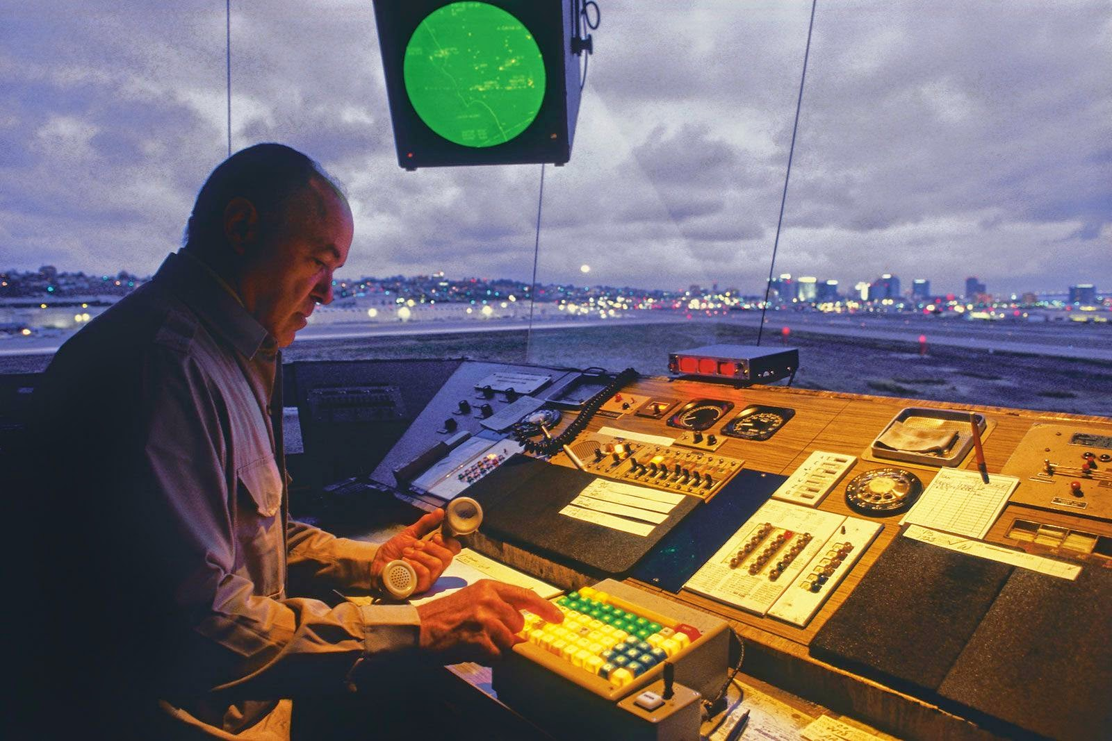 Air Traffic Control System Failure Caused By Memory