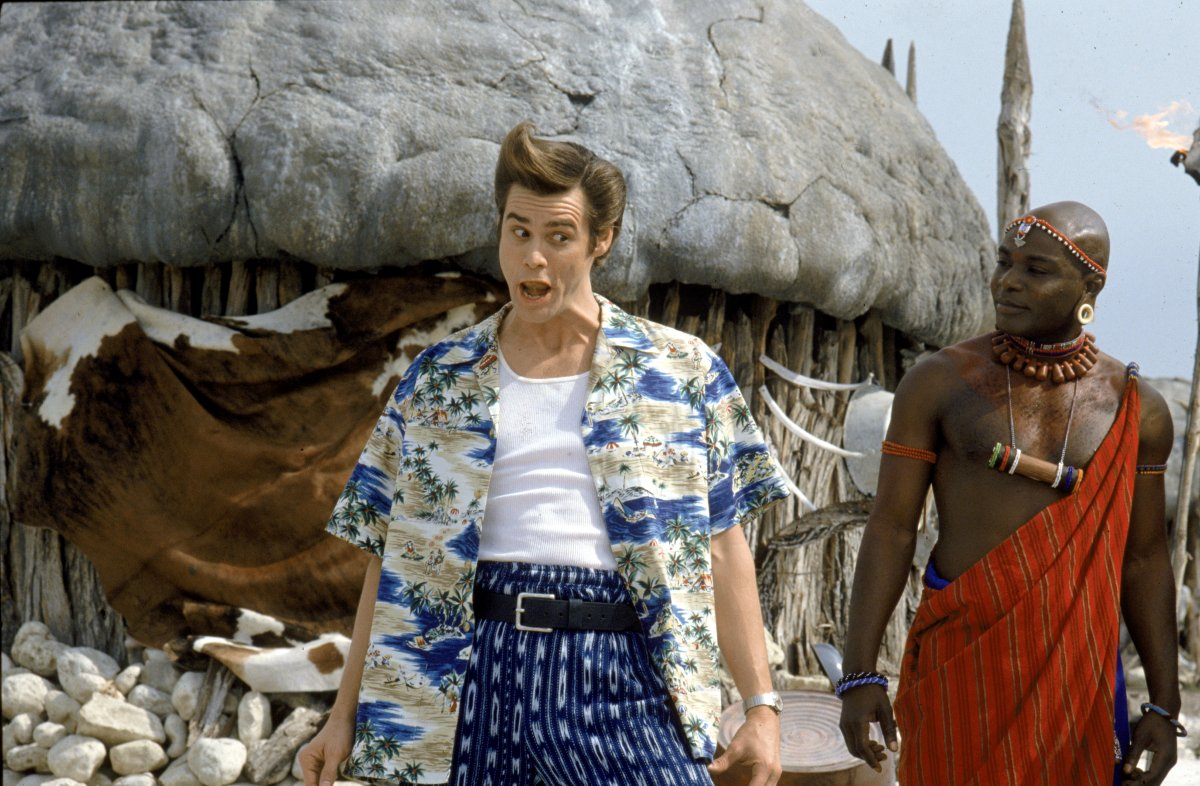 Ace Ventura: When Nature Calls - Hollywood Suite