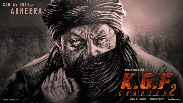 KGF Chapter 2 Full Movie Leaked Download In Full HD 720P By Tamilrockers And Filmywap Sites.