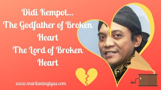 Didi Kempot the Lord of Broken Heart