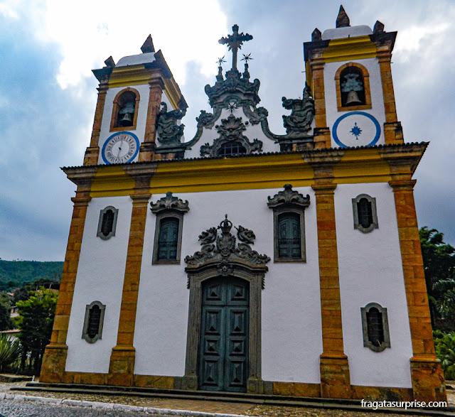 Igreja do Carmo, Sabará, Minas Gerais