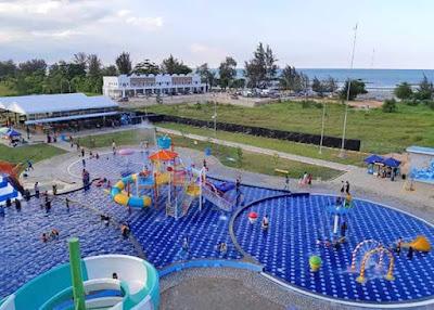 pasir padi bay waterpark pangkal pinang