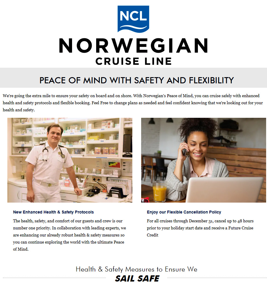 Laptoptravel Norwegian Cruise Line Special Offer Free Gratuities Wifi Open Bar And Kids Cruise Free