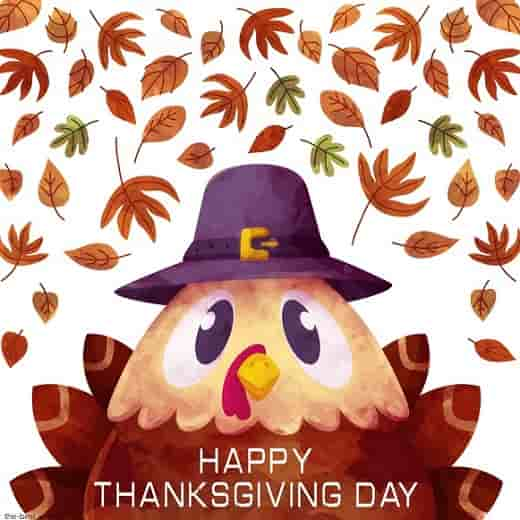 thanksgiving wishes and blessings