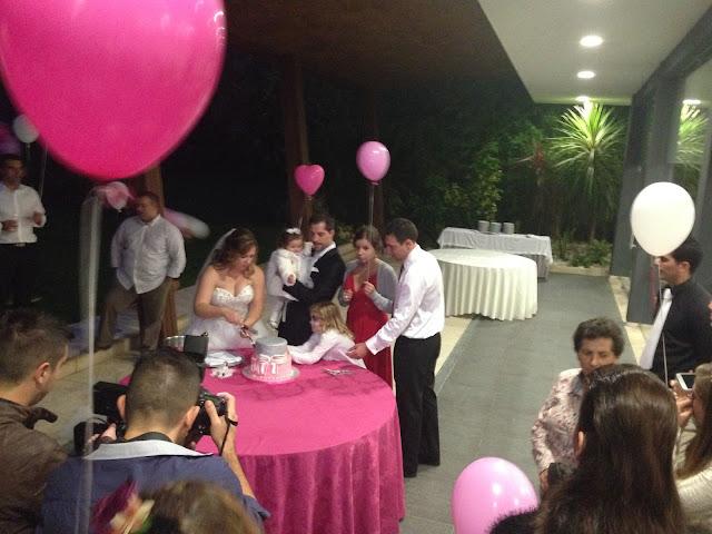 casamento dos meus primos em portugal