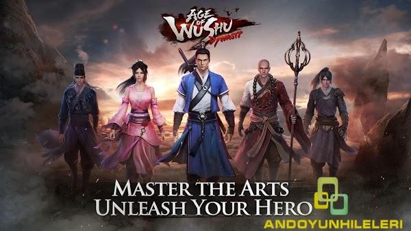 Age Of Wushu Dynasty Mega Hileli APK v17.01