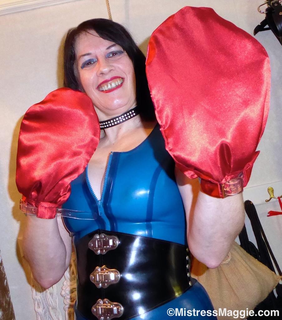 bondage convention Mistress