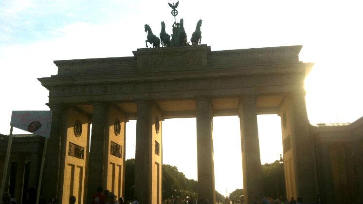 visitar Berlin: la puerta de Brademburgo