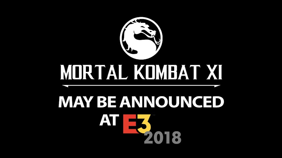 mortal kombat 11 e3 2018 announcement