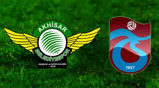 Akhisarspor - Trabzonspor Canli Maç İzle 12 Mart 2018