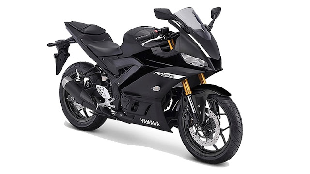 Warna-Yamaha-R25-2019-Facelift-Matte-Black