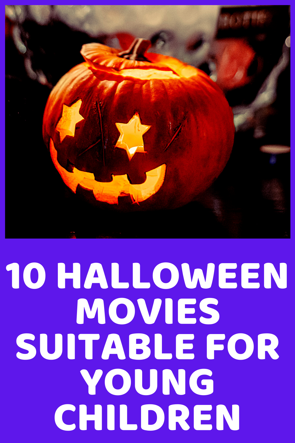 10 Halloween Movies Suitable For Young Children