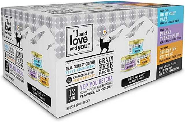 Alimenti per gatti essenziali senza cereali