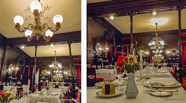 Restaurante Lhardy, Madri