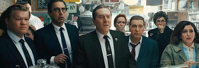 The Irishman - Robert De Niro, Al Pacino, and Ray Romano
