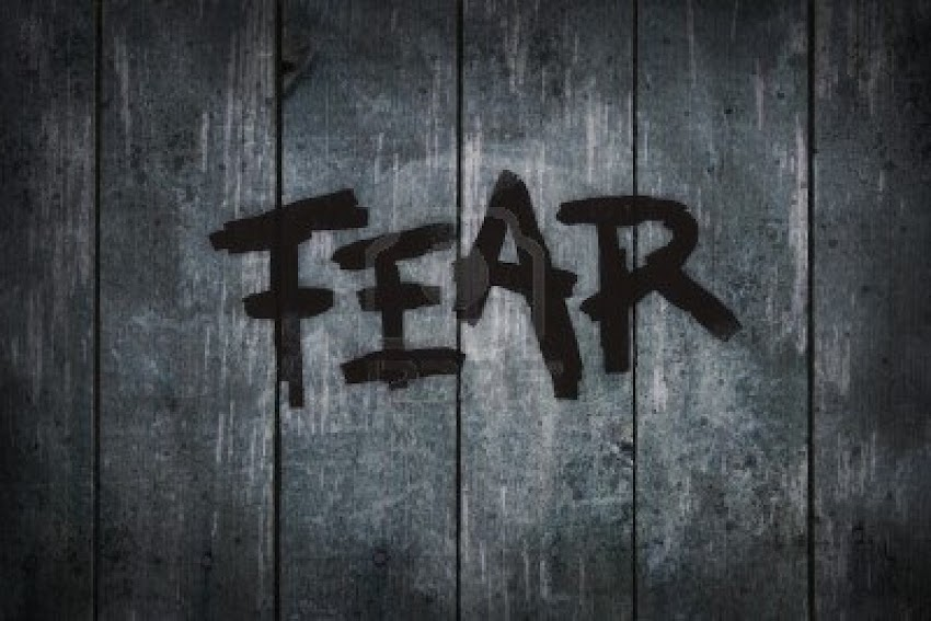 [The Magic Of Words] Fear [Questions & Answers]