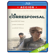 La corresponsal (2018) BRRip 720p Audio Dual Latino-Ingles