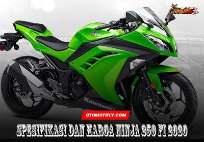 Harga Ninja 250 FI Terbaru