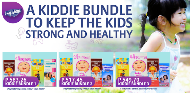 Hey Mom - Kiddie Bundles