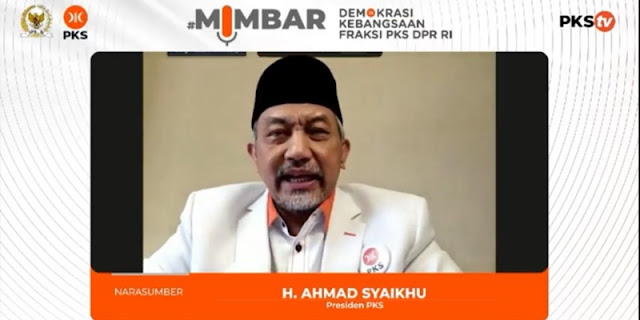 Presiden PKS Miris, Indonesia Masuk Kategori Cacat Demokrasi