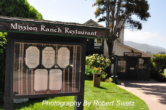 Mission Ranch Restaurant Carmel By The Sea Ca
