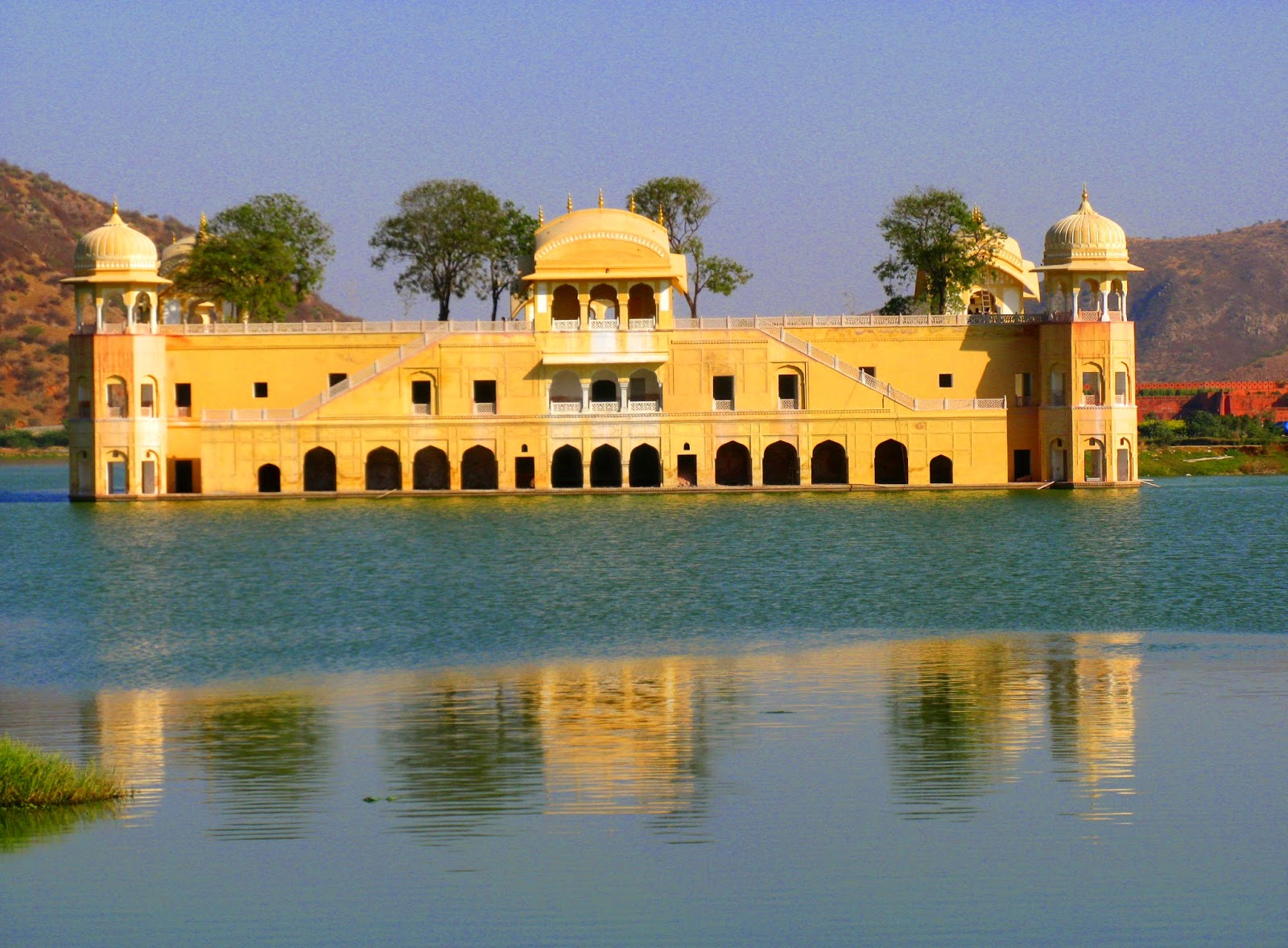 Jal Mahal Beautiful Palace In Jaipur Famous Places