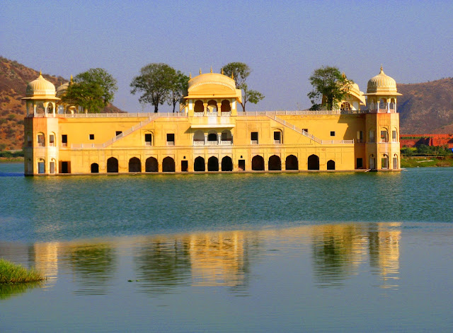 Jal Mahal Palace in Jaipur, Entry Timing & Ticket Price 2