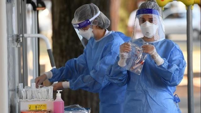 Επελαύνει με 112 κρούσματα ο κορωνοϊός στην Περιφέρεια Πελοποννήσου - Πόσοι νοσηλεύονται