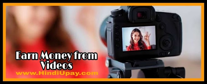 Earn money with video uploading