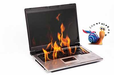 Overheat Laptop - Cara Mengatasi Laptop Lemot Tanpa Install Ulang
