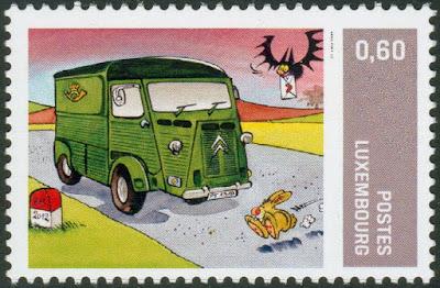 Citroën Typ H Van Transporter